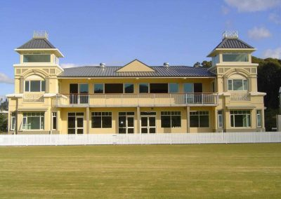 Whangarei Cricket Pavillion